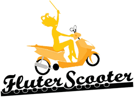 Flute Scooter : Brand Short Description Type Here.